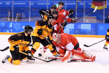 Felix Schutz Ice Hockey - Winter Olympics Day 11