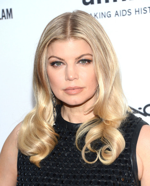 Fergie Pictures - 3rd Annual amfAR Inspiration Gala New ... Fergie Singer
