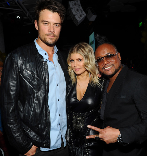 APL.DE.AP's Birthday And The Launch Of Charity Dreams [the launch of charity dreams,leather jacket,event,leather,eyewear,textile,jacket,muscle,nightclub,fergie,josh duhamel,apl.,l-r,apl.de.,ap,ap,birthday,birthday celebration]