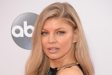 Fergie Arrivals at the American Music Awards — Part 3