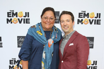 Fern Mallis SAKS FIFTH AVENUE Celebrates Launch of Exclusive Collection by Top Designers Based on Sony Picture Animation's 'The Emoji Movie'