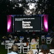 Fern Mallis House of Cardin Screening Hosted By Fern Mallis At The Southampton Arts Center