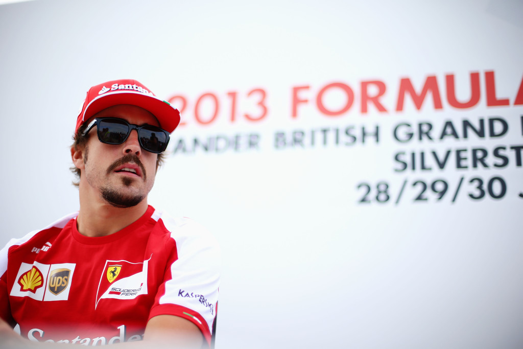 Fernando Alonso - F1 Grand Prix of Great Britain - Qualifying
