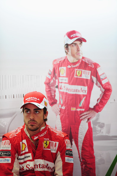 Fernando Alonso Fernando Alonso of Spain and Ferrari prepares to drive during the final practice session prior to qualifying for the Italian Formula One Grand Prix at the Autodromo Nazionale di Monza on September 11, 2010 in Monza, Italy.