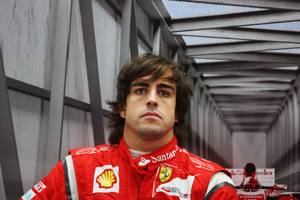 Fernando Alonso Fernando Alonso of Spain and Ferrari prepares to drive during practice for the Korean Formula One Grand Prix at the Korea International Circuit on October 14, 2011 in Yeongam-gun, South Korea.