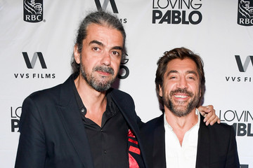 Fernando Leon RBC Hosted 'Loving Pablo' Cocktail Party at RBC House Toronto Film Festival 2017