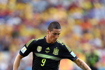 Fernando Torres Australia v Spain: Group B - 2014 FIFA World Cup Brazil