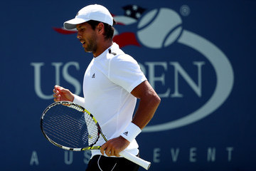 Fernando Verdasco US Open: Day 1