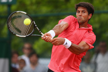 Fernando Verdasco 2015 French Open - Day Two