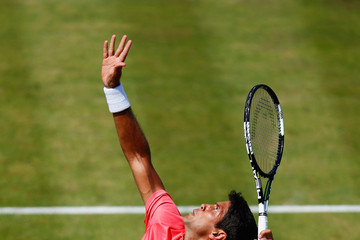 Fernando Verdasco Aegon Championships - Day Four