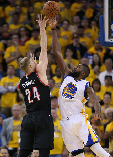 new style 6d13d 5f39d Portland Trail Blazers v Golden State Warriors - Game Two