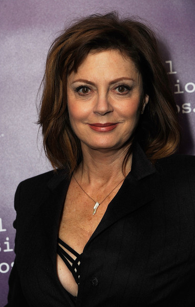 Susan Sarandon - Celebrities Who Waited to Have Kids Later in Life ...