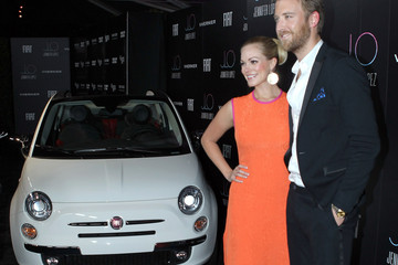 Cassie McConnell Kelley Fiat Presents Jennifer Lopez's Official American Music Awards After Party