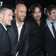 Brian Craddock Fiat Presents Jennifer Lopez's Official American Music Awards After Party
