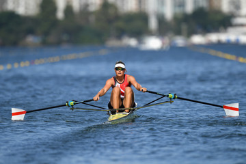 Fie Udby Erichsen Rowing - Olympics: Day 1