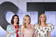 Kate Mulleavy and Laura Mulleavy and Kirsten Dunst attend the Fifth Annual InStyle Awards at The Getty Center on October 21, 2019 in Los Angeles, California.