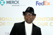 Wesley Snipes attends the Fifth Annual National CARES Mentoring Movement Gala at Cipriani Wall Street on February 10, 2020 in New York City.