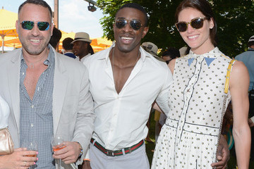 Scott Buccheit The Fifth Annual Veuve Clicquot Polo Classic - VIP Marquee
