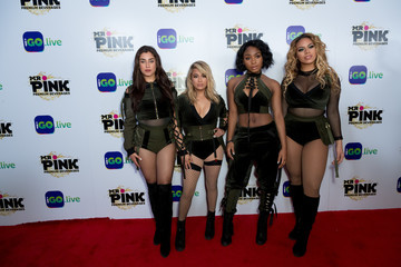 Fifth Harmony iGo.live Launch Event - Arrivals