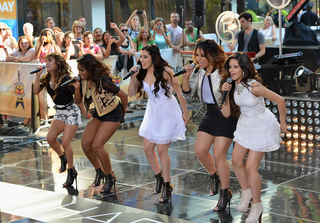 Fifth Harmony Performs Live NBC Today CqGh hPNompx jpgFifth Harmony Ages And Birthdays