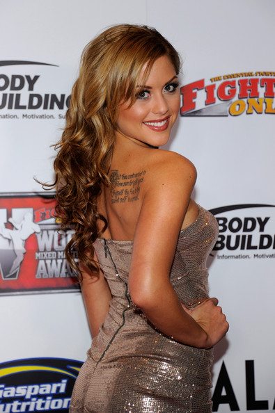 Brittney Palmer Dating Donald Cerrone Fighters Only World Mixed