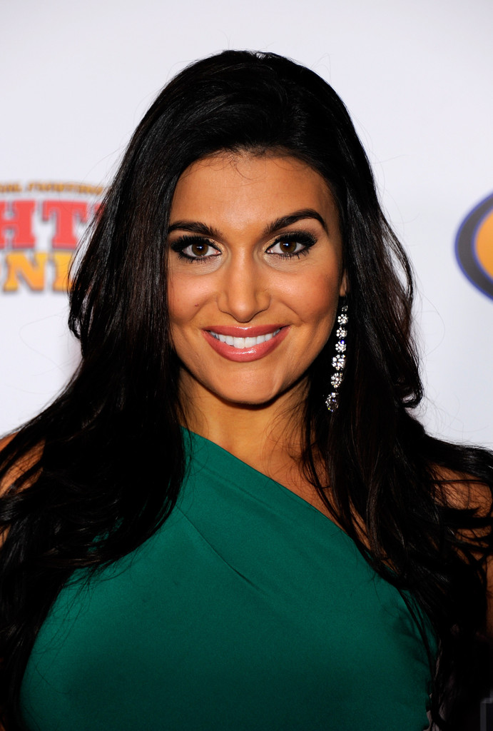 Molly Qerim Pictures Fighters Only World Mixed Martial