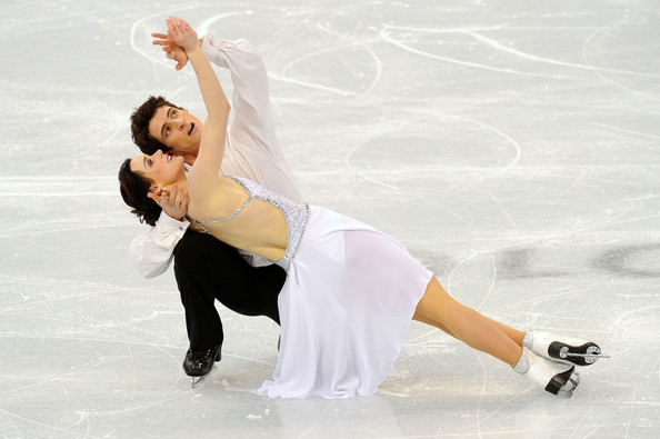Tessa Virtue and Scott... Tanith Belbin And Ben Agosto