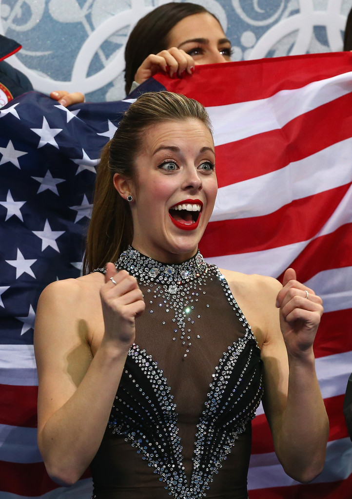 Ashley Wagner 'Furious' After Not Making 2018 Winter ...