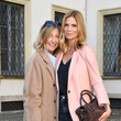 Filippa Lagerback Tod's - Arrivals and Front Row: Milan Fashion Week Autumn/Winter 2019/20