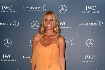 Filippa Lagerback Laureus Charity Event