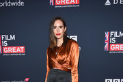 Louise Roe attends the Great British Film Reception honoring the British nominees of The 90th Annual Academy Awards at The British Residence on March 2, 2018 in Los Angeles, California.