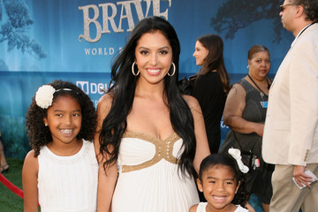 "Gianna Bryant 2012 Los Angeles Film Festival Premiere Of  ""Brave"" - Red Carpet"