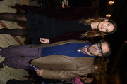 Louise Kugelberg and Julian Schnabel attend the Film Society Of Lincoln Center's 50th Anniversary Gala at Lincoln Center on April 29, 2019 in New York City.