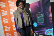 """Actress Adepero Oduye attends the Film Society Of Lincoln Center screening of """"Pariah"""" at the Elinor Bunin Munroe Film Center on December 29, 2011 in New York City."""