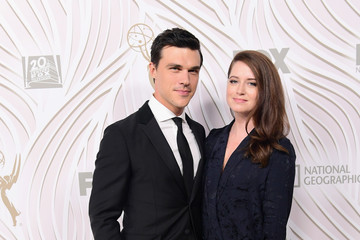 Finn Wittrock FOX Broadcasting Company, Twentieth Century Fox Television, FX and National Geographic 69th Primetime Emmy Awards After Party - Arrivals