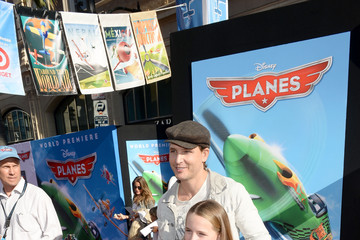 Fiona Eve Facinelli 'Planes' Premieres in Hollywood — Part 2