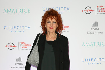Fiorella Mannoia Charity Dinner for Amatrice - 11th Rome Film Festival