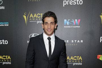 Firass Dirani 5th AACTA Red Carpet Arrivals Presented by Presto