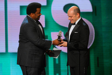 Rob Corddry Craig Robinson The First Annual Comedy Awards - Show