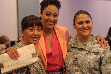 Tamara Mowry First Lady Michelle Obama Discusses Joining Forces With Hollywood Trade Representatives