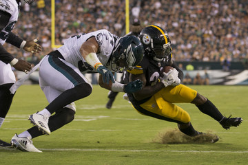 Fitzgerald Toussaint Pittsburgh Steelers v Philadelphia Eagles