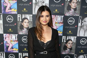 Rebecca Black Flaunt Magazine and AG Celebrate the LA Launch of the CALIFUK Issue