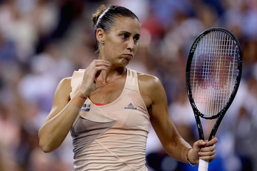 Flavia Pennetta US Open: Day 10