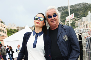 Flavio Briatore F1 Grand Prix of Monaco: Qualifying