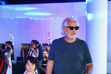 Flavio Briatore The Blue of Monte Carlo