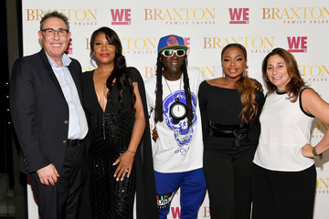 Flavor Flav WE TV And Traci Braxton Celebrate The New Season Of Braxton Family Values