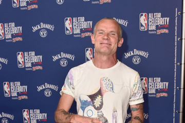 Flea NBA All-Star Celebrity Game 2018 Presented By Ruffles - Arrivals