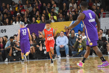 Flea 2018 NBA All-Star Game Celebrity Game