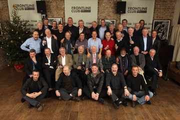Paul Felix Fleet Street Photographers Gather For Frontline Club Reunion