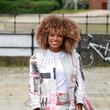 Fleur East Hits Radio Launch New Breakfast Show With Fleur East, Greg Burns, And James Barr